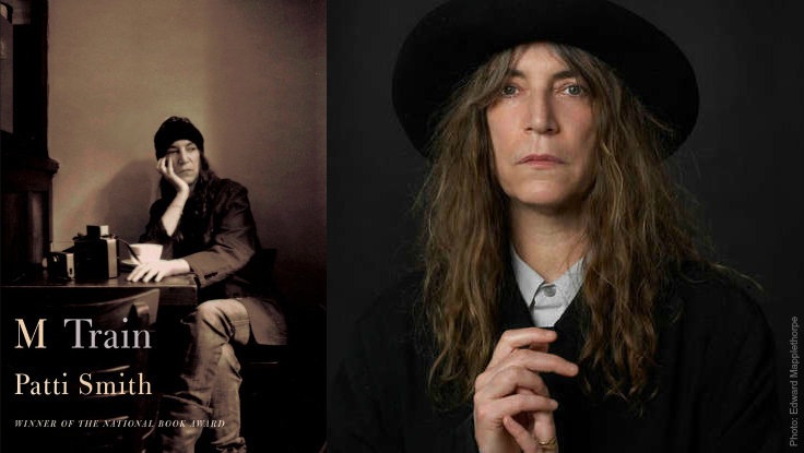 First Look: <em>M Train</em>, the New Book by Patti Smith